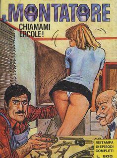 Fumetti PUBLISTRIP, Collana MONTATORE COLLEZIONE