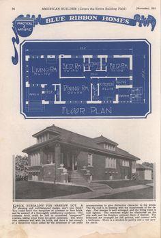 American builder, november 1923