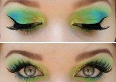 Le maquillage de la Fée Clochette Idées (photo 3) - Ma Folie Des Fêtes