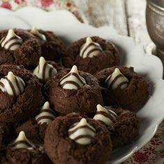 Chocolate Hug Cookies