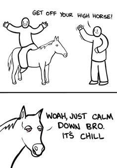 Your high horse ( marijuana cannabis ) http://www.pinterest.com/thathighguy