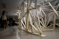 Overview of the Interactive/Kinetic Archetype. Image © Alice Mangoyan