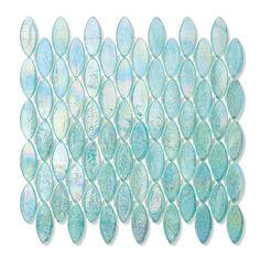 #Sicis #Neoglass Domes 242 Organza 5,1x2,1 cm   Muranoglass   im Angebot auf #bad39.de 174 Euro/Pckg.   #Mosaik #Bad #Küche