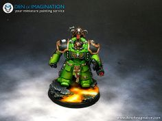 Salamanders Warhammer 40k Salamanders, Warhammer Tabletop, Crusaders, Space Marine, Gw, Nocturne, Marines, Gaming, Miniatures