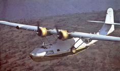 Jacques Cousteau used an old PBY-Catalina flying boat for his experiments.