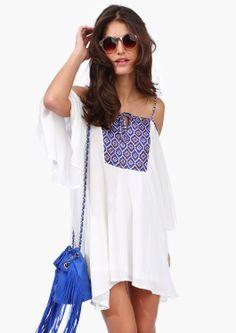 Hippie Dippie Dress | Necessary Clothing