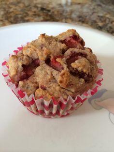 food & fun: Strawberry chia seed muffins