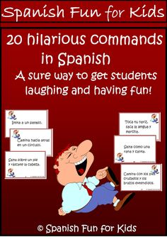 Music and Spanish Fun: Six Benefits of Using Commands for Language Learni...