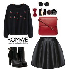 Romwe 6 by amra-f on Polyvore featuring moda, Fiorelli, Le Chateau, Una-Home and Chanel
