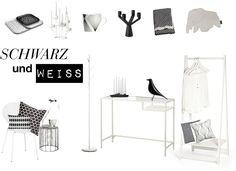 Wohntrends 2016 Black & White