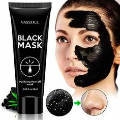 15 Best Blackhead Mask Products Review | FAQ's | Buying Guide of 2019 | Best Products For You #TumericMask Deep Cleansing Black Mask, Deep Cleansing Facial, Cleansing Mask, Facial Cleanser, Best Blackhead Mask, Blackhead Remover Homemade, Skin Care Cream, Skin Cream, Best Peel Off Mask
