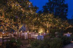 San Ysidro Ranch - The Stonehouse Garden Patio
