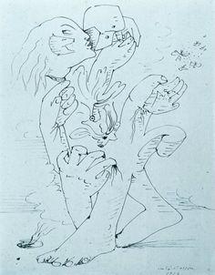 Andre Masson, Automatic Surrealism