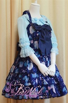 Recommendation: Best Wish ***Macaroon Candy Color Chiffon *** Lolita Blouse >>> http://www.my-lolita-dress.com/best-wish-macaroon-candy-color-chiffon-lolita-blouse-bw-3 [Only 2 Left]
