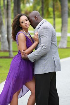 Real Engagements {Miami}:  Blackbride.com Photography by Memories N Focus Photography