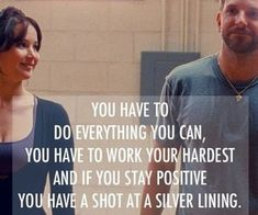 Silver Linings Playbook | [Movie Art.]