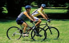 Essential Benefits of Cycling