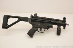 MP5k SBR by Special Weapons : Short Barrel Rifles (SBR) at GunBroker.com