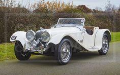 1938 Jaguar SS 100 3½ Litre