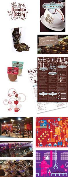 Designfolk - Benoit's Chocolate Factory, Dublin.