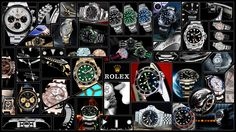 Looking to buy best model of Rolex wrist watches? Yes! Click here and have a look on some splendid, sophisticated and modish Rolex watches that are available at unbelievable prices.
