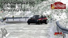 rallyFactor III.Karácsony Rallysprint   Stage III   Balazs Toldi OnBoard