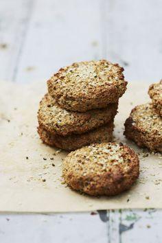 Protein Granola Cookies – Honestly Healthy Food