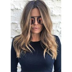 Color and blow out. Mega babe. #thechrismcmillansalon #highlights #sombre #losangeles