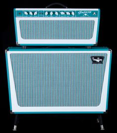 Tone King Galaxy Head and 2X12 Cabinet