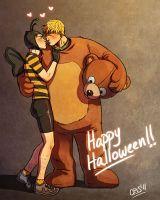 Halloween by Cris-Art