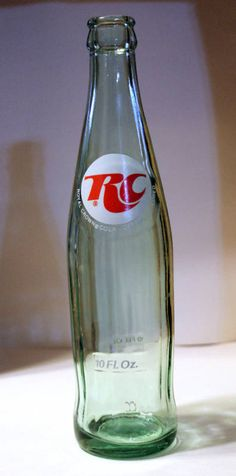 RC Cola, this is the only pop that was bought in my house growing up...