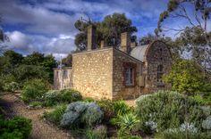 COTTAGE in a coastal town on South Australia's Fleurieu Peninsula.