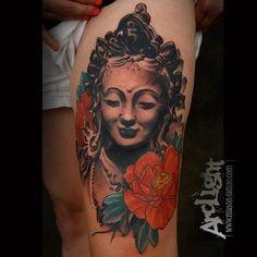 By Mason Williams at Arclight Tattoo in Cincinnati, Ohio.