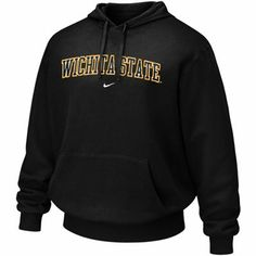 It's getting chilly outside...  keep your favorite Shocker fan warm with this hoodie. #WATCHUS