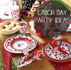 Gallery for labor day party decorations - Labor day decorating ideas ...