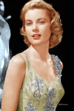 Grace Kelly ~ A Classic Beauty! - Mustafa Çam - - Grace Kelly ~ A Classic Beauty! Golden Age Of Hollywood, Vintage Hollywood, Hollywood Glamour, Hollywood Stars, Hollywood Actresses, Classic Hollywood, Moda Grace Kelly, Grace Kelly Style, Kate Grace