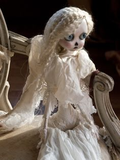 Art Doll Tina's Angel  by paula nerhus