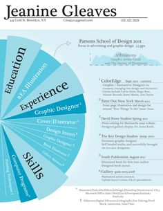 Infographic Resume Vol   Infographic Resume Infographic And