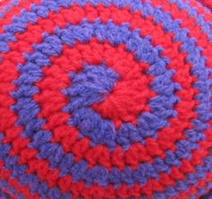 Crochet Hat - Learn how-to crochet with Clare from bobwilson123