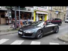 Supercars in Aachen - WATCH VIDEO HERE -> http://bestcar.solutions/supercars-in-aachen     Last Wednesday I went to Aachen to spot the cars. As you can see, the Audi R8 Spyder, ACSchnitzer F10 5 Series, some pimpedes cars and of course the rare Porsche 911 GT2 RS, were great fun!   Video credits to Dat CurlyGuy YouTube channel
