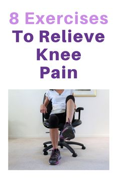 arthritis knee pain remedies, kinds of treatments and methods to minimize knee discomfort or treatment towards knee arthritis Knee Strengthening Exercises, Knee Arthritis Exercises, Knee Stretches, Sore Knees, Aching Knees, Bad Knees, Yoga For Knees, Severe Arthritis, Rheumatoid Arthritis