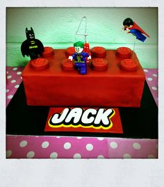 Lego Superhero cake for my sons 4th birthday. It wasn't quite as easy as I thought it would be but pleased with the results.