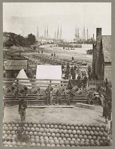 Yorktown Va. May 1862. A scene during the Civil War - Visit to grab an amazing super hero shirt now on sale!
