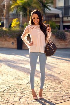 Lovely day Time Date Outfits (11)