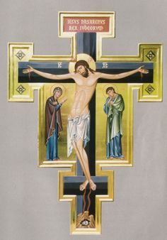 12 1998, a Romanesque inspired cross. copy