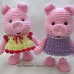 PIgs Crochet Free Patterns