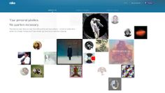 Rdio has redesigned their website again. http://www.rdio.com/
