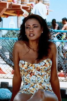 vintage black glamour Robin - Waiting to Exhale - Cousin Faith And 12 Other Notorious Movie and TV Side Chicks We Love To Hate Vintage Black Glamour, Vintage Beauty, Black Girl Magic, Black Girls, Beautiful Black Women, Beautiful People, Skin Girl, Meagan Good, Black Actresses
