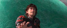How to Train Your Dragon 2 / Gif