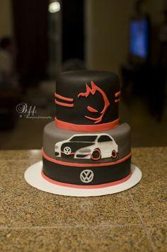 VW GTI cake Oh my goodness I LUHH IHH